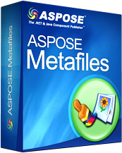 Aspose.Metafiles for Java screenshot