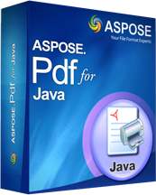 Aspose.Pdf for Java screenshot