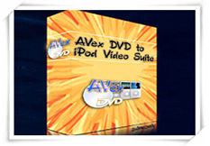 1st DVD to iPod Video Suite 07 screenshot