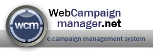 WebCampaignManager.net screenshot