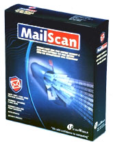 MailScan 4 for Internet Anywhere screenshot