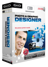 MAGIX Xtreme Photo & Graphic Designer screenshot