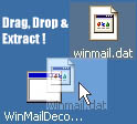 WinMail Decoder Pro screenshot