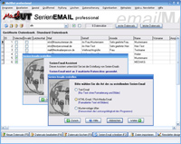 MailOut Professional screenshot